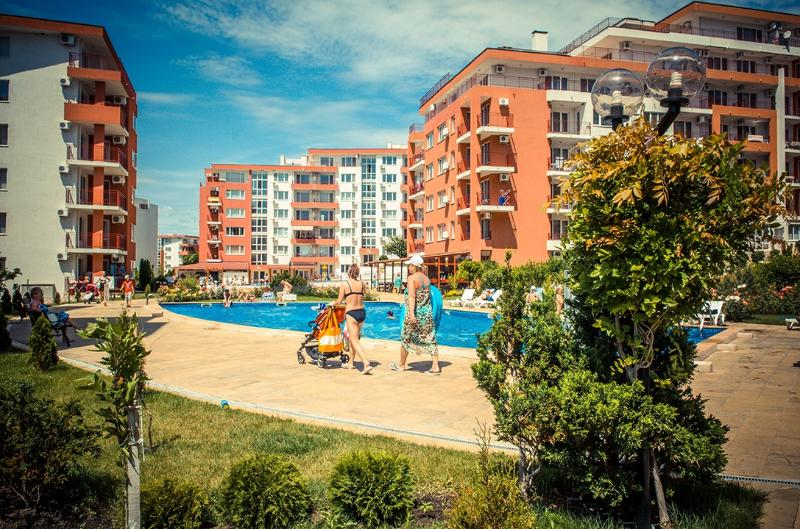 Visit Sunny Beach Marina 2-bedroom sea view aparts, alquiler vacacional en Elenite