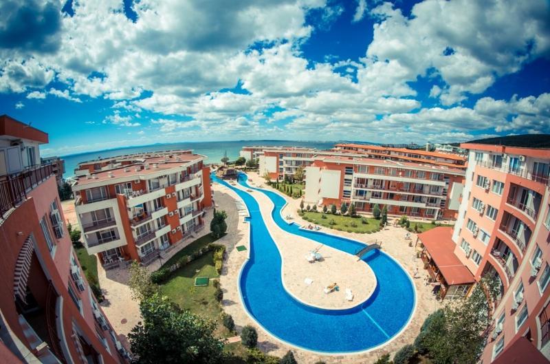 Visit Sunny Beach Privilege 2-bedroom aparts, holiday rental in Elenite