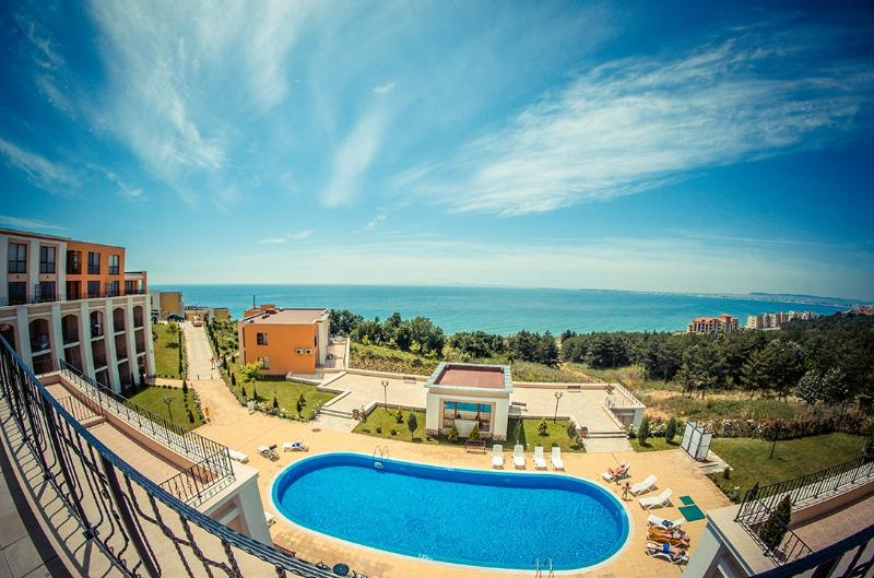 Visit Sunny Beach Sea Resort 2-bedroom apartments, alquiler vacacional en Elenite
