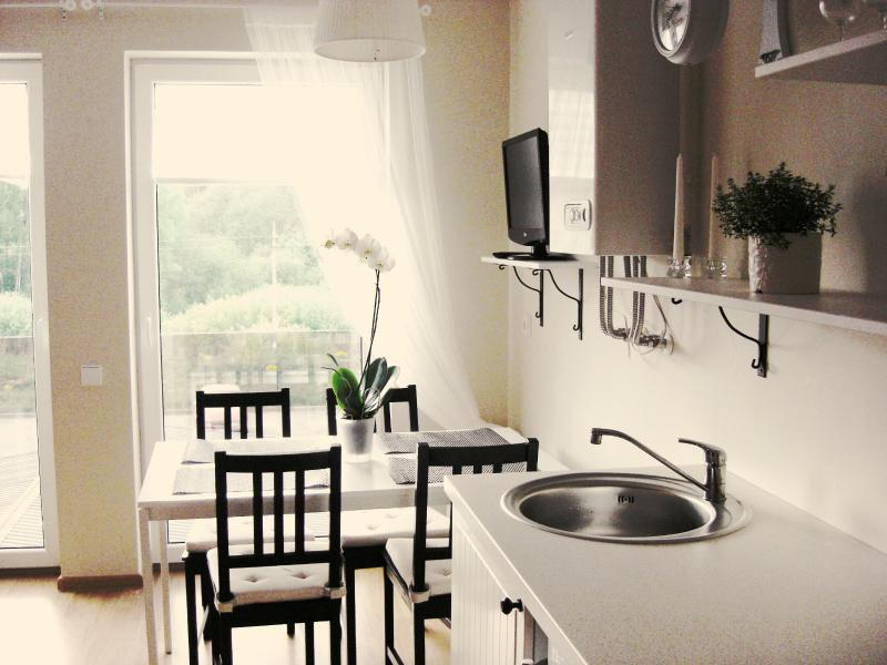 Scandinavian style apartments in Palanga, holiday rental in Klaipeda County