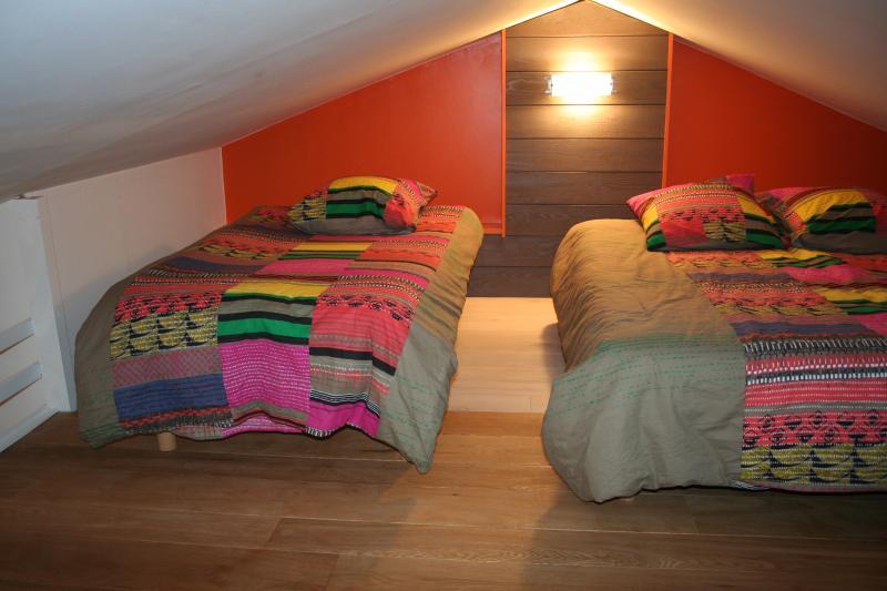 LOFT DU DAUPHIN ENTRE MER ET MARAIS, holiday rental in Marans