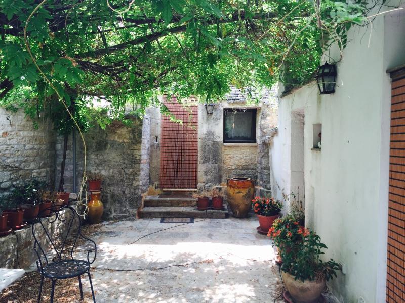 Il Bio Trullo - Alberobello Puglia, vacation rental in Alberobello