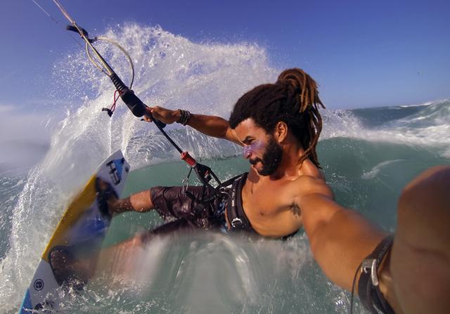 kitesurf - beach znjan