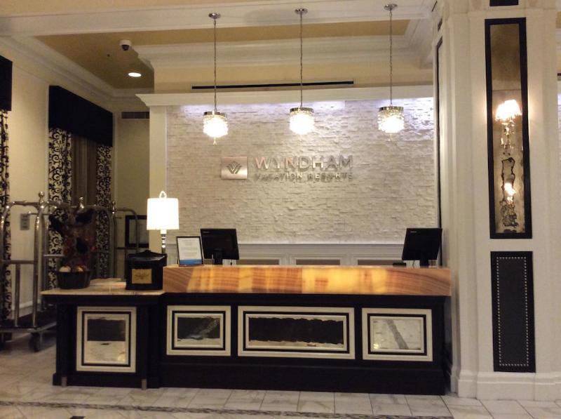 Wyndham Canterbury Resort (one bedroom condo) – semesterbostad i San Francisco