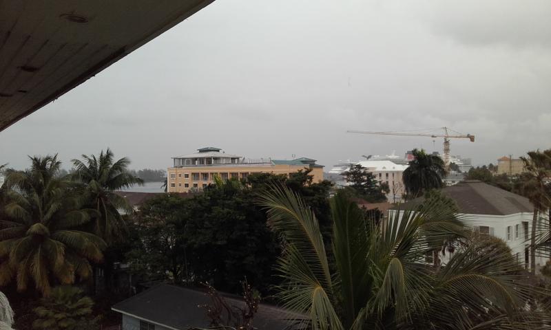 View of Nassau Harbour