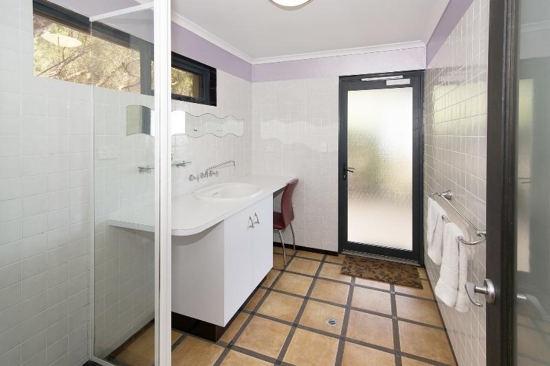 The second bathroom (second toilet separate) at Pearl River House