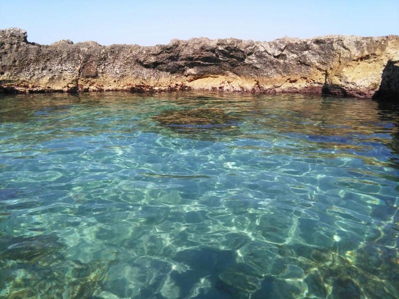 il mare di San Foca