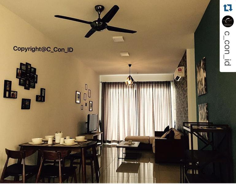 The Majestic condo Ipoh homestay, holiday rental in Batu Gajah