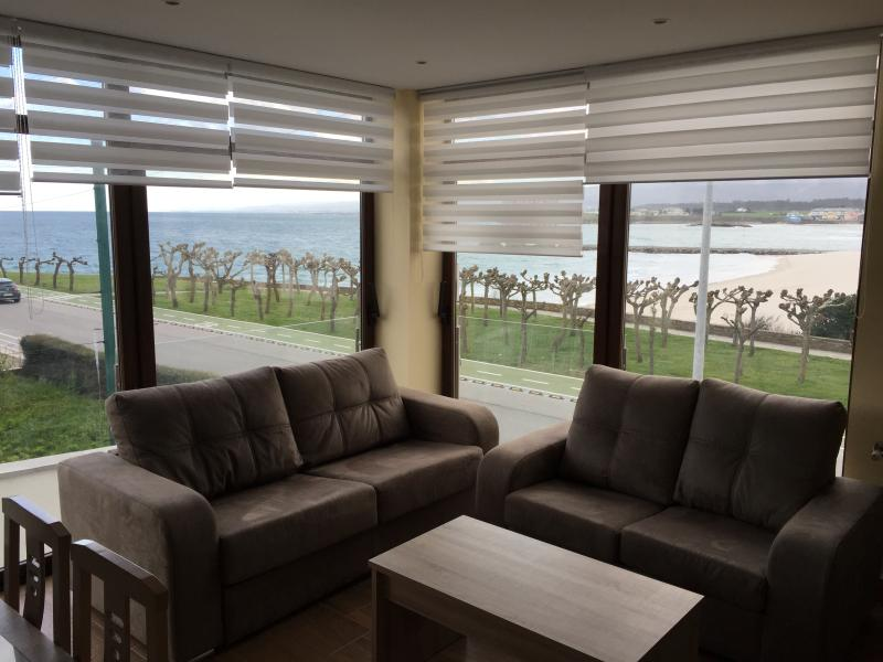 VIVIENDA DE 4 DORMITORIOS EN 1ª LINEA DE PLAYA, alquiler de vacaciones en Provincia de Lugo