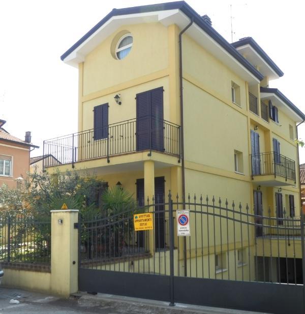 villa adosada exterior