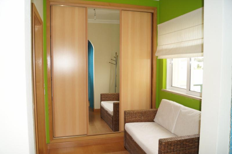 Master bedroom - Dressing area