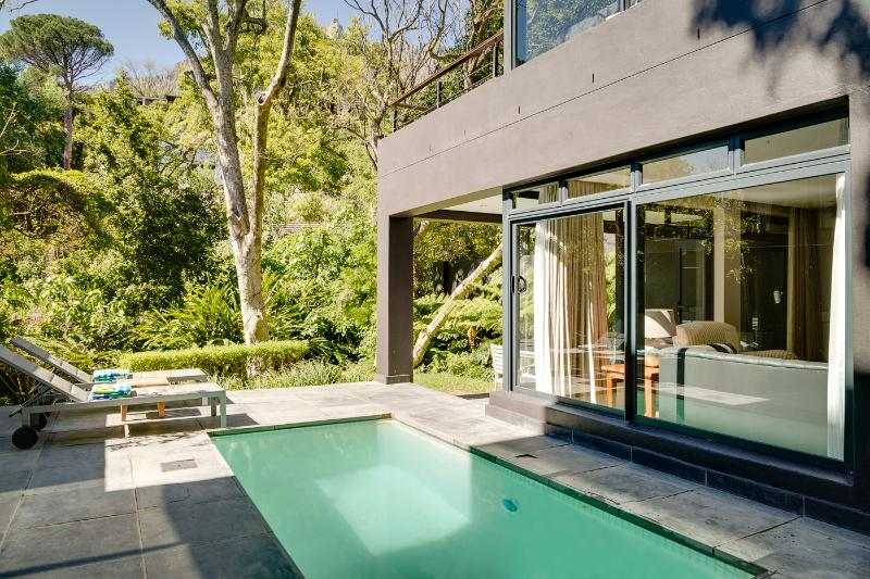 Luxury Villa in Higgovale, holiday rental in Cape Town Central