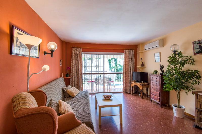 Estudio a solo 5 min del Mar., vacation rental in Torremolinos