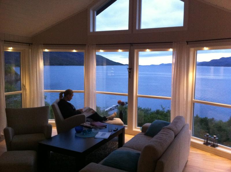 Stunning Panoramic view in Vesteraalen, holiday rental in Nordland
