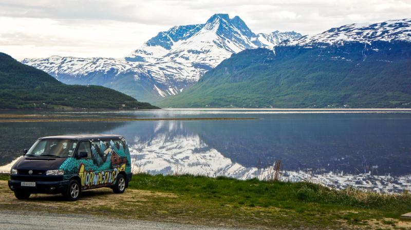 Norwagon takes you to the Fjords!