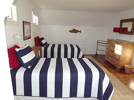 Another View of 2nd Floor Twin Bedroom