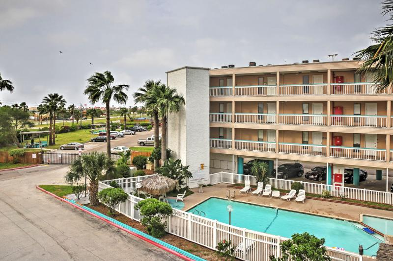 An unforgettable adventure awaits at this Corpus Christi vacation rental condo!