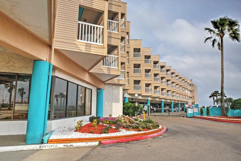 Le meilleur de la vie en bord de mer attend lorsque vous séjournez dans ce fantastique condo location de vacances Corpus Christi!