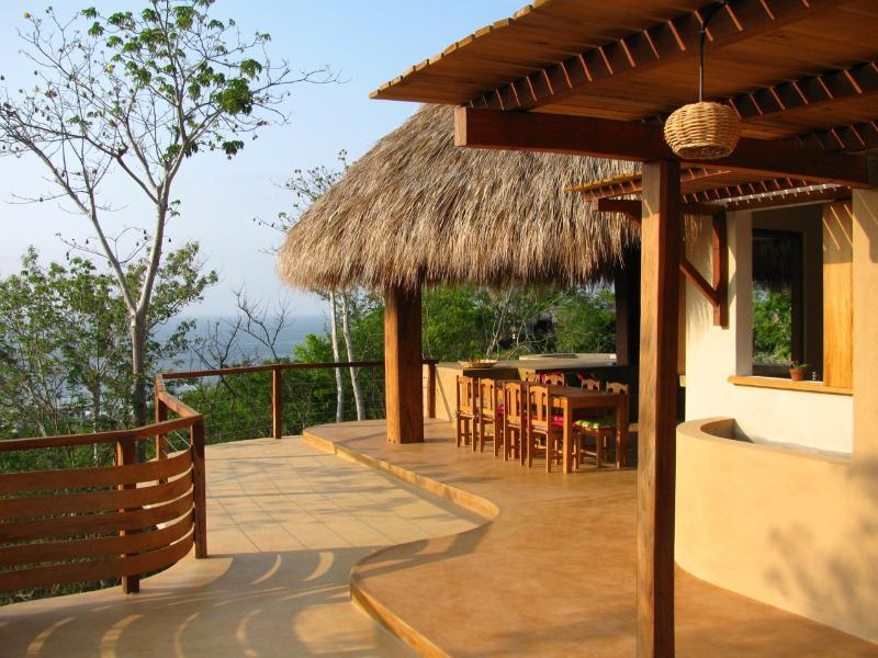 Casa Monte Pacifico, Playa San Agustinillo, holiday rental in Zipolite