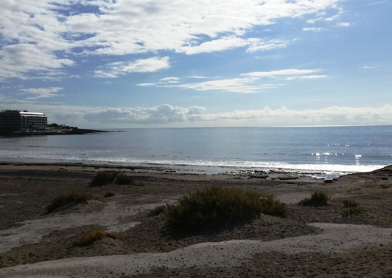 Medano, beach Cabezo, sea views !, holiday rental in El Medano
