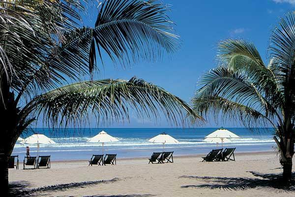 Legian direkt am Strand nur wenige Minuten zu Fuß