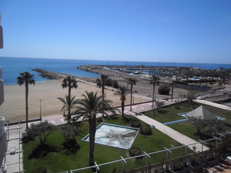 Aguilas Playa primera linea, holiday rental in Aguilas