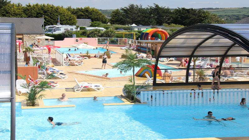 camping calme et familial, holiday rental in Heauville