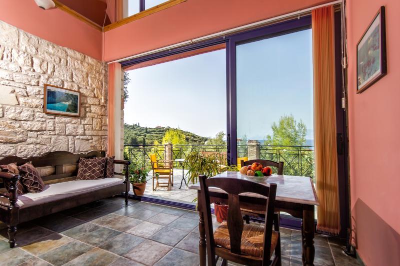 Elia villa 1, holiday rental in Alykanas