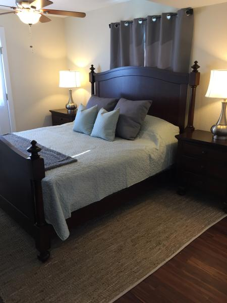 Second Floor King Master Suite