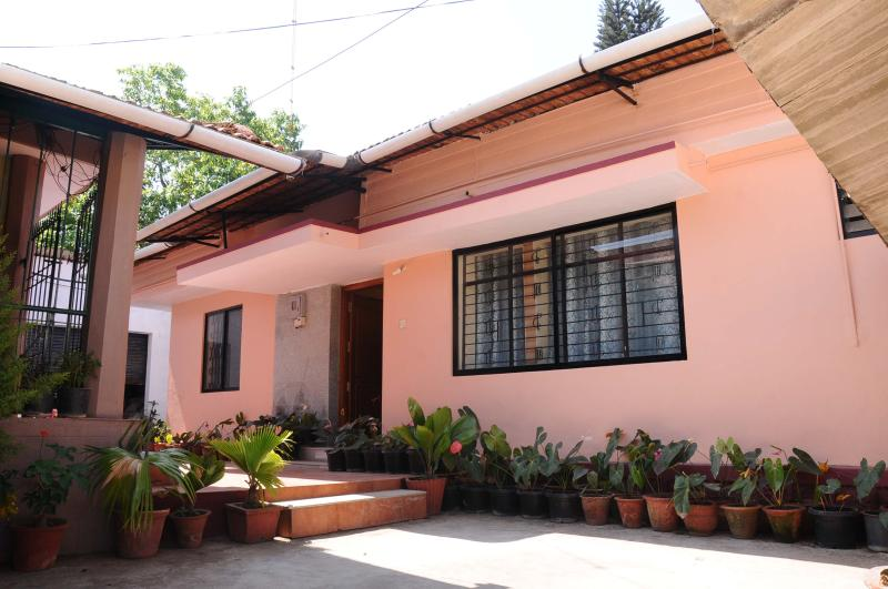 Villa--There are 3 double bed rooms in this. 8 + family members or friends can book whole Villa.