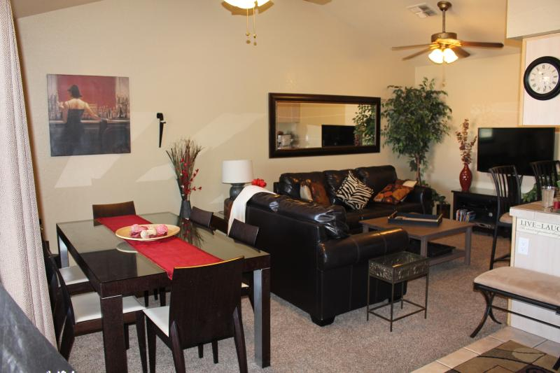 Living Room with Italian Designer Furniture