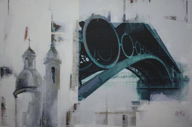 Cada cuadro de las suites es , fruto del artista local Raúl Montes.