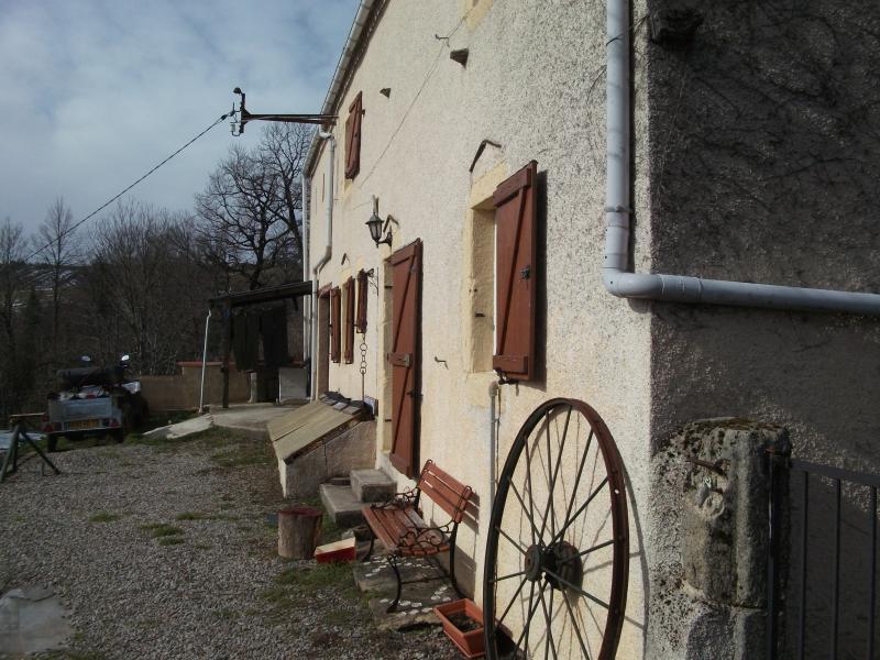 maison dans la foret, location de vacances à Saint-Sever-du-Moustier