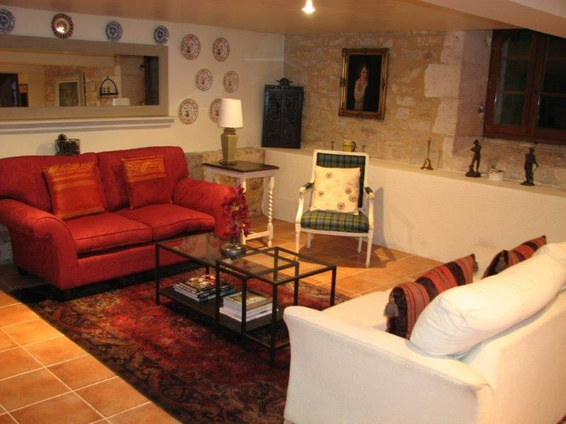 Another view of the Living Area