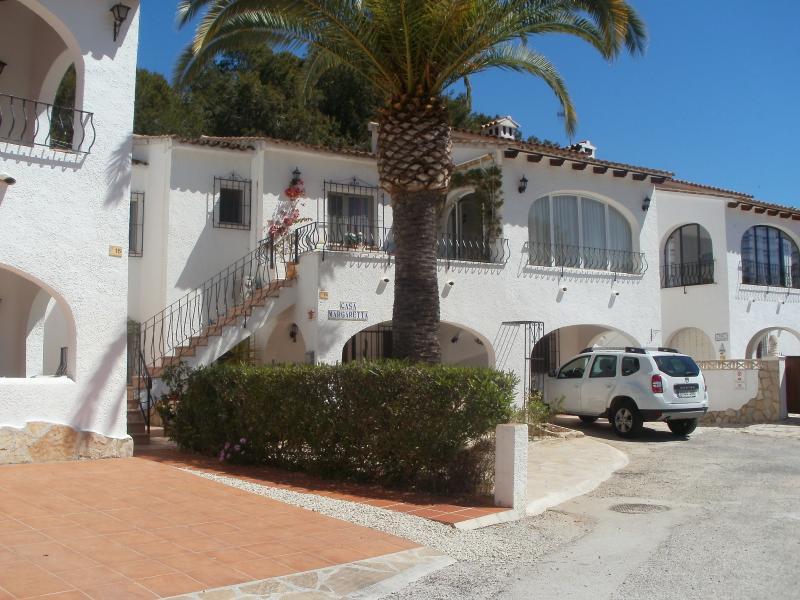 Casa Margaretta - lower level apartment