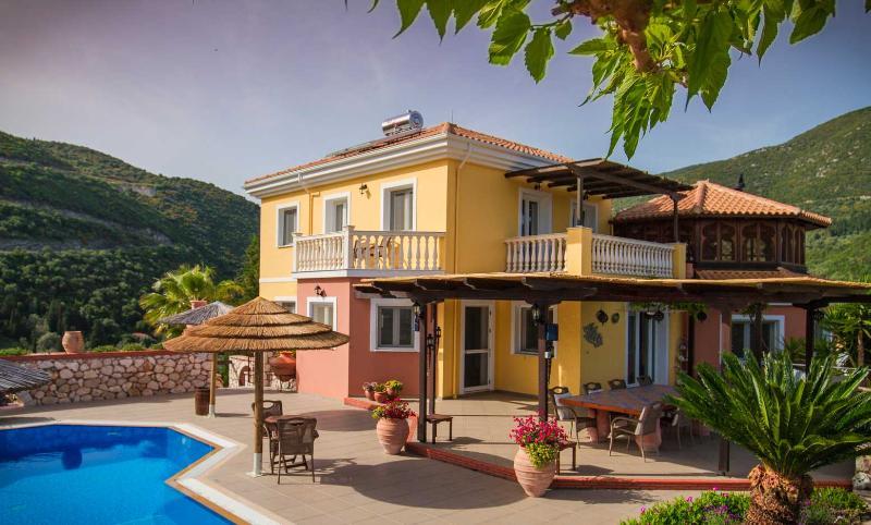 Welcome to Villa Octavius