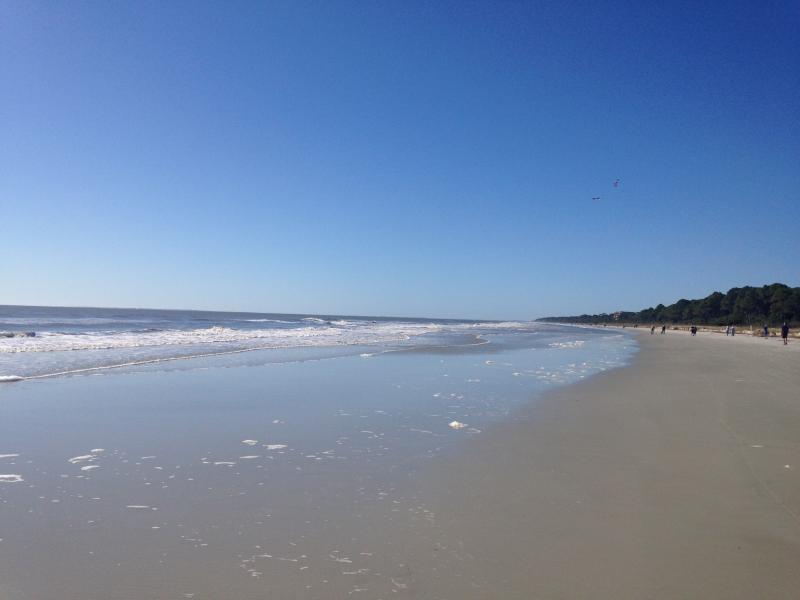 Der Strand ist nur ein kurzer Spaziergang Block entfernt!
