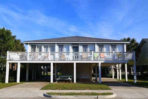 2804 Palmetto Blvd - '2804 Palmetto'., vacation rental in Edisto Island