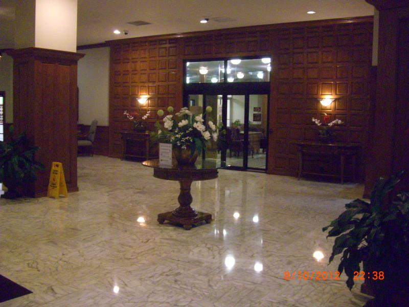 Condo Building Entrance Hall