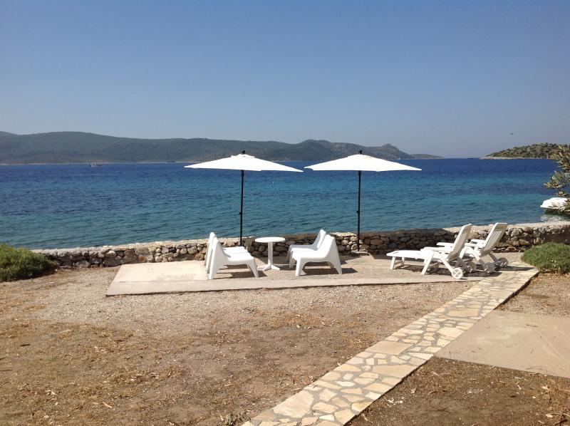 Villa Eleni*** Klima Bay Samos (+ rental car), holiday rental in Paleokastro