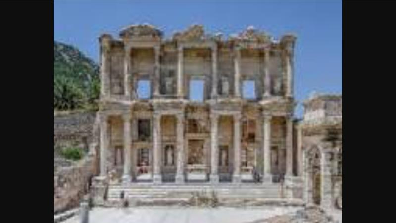 Ephesus .... Stunning preserved Ancient Greek/roman city