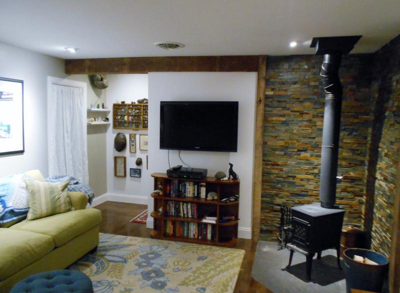 Cozy Cottage w Wood Burning Stove, location de vacances à Ohiopyle