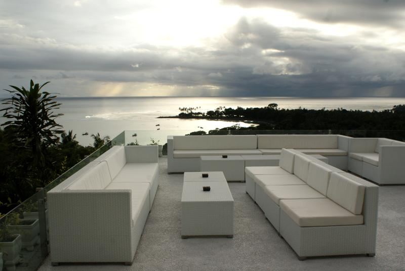 Enjoy your Sunset Time On The Roof Top