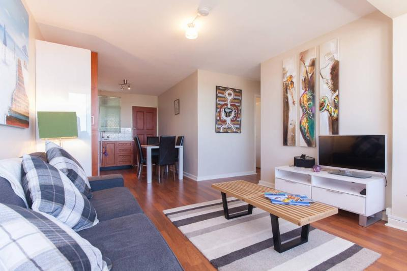 Neat apartment with Fantasitc veiws, holiday rental in Fremantle