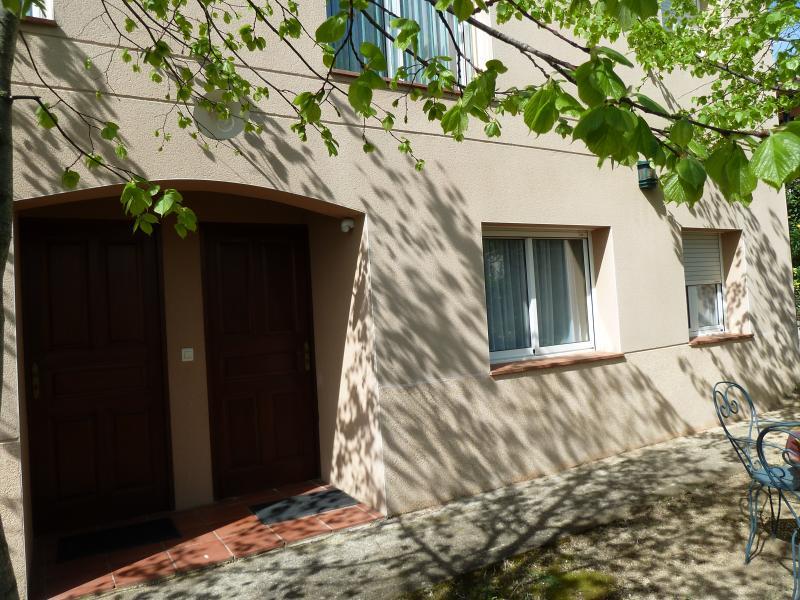 A7 Apartamento de una habitación con jardin, alquiler vacacional en Agullana