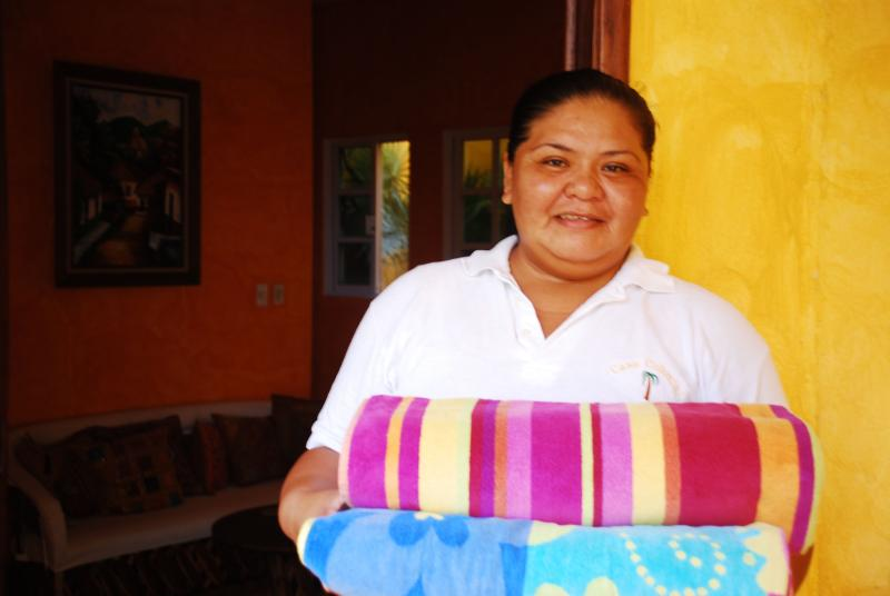 10 years of taking care of Casa Colonial's guests!