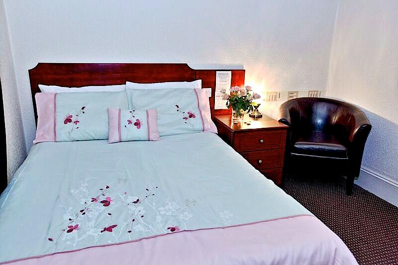 Brentwood Villa Bed and Breakfast- Double Room, location de vacances à Collieston
