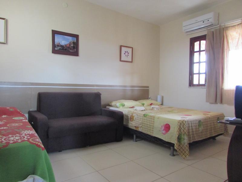apt duplex,2 quartos,vista mar em canoa quebrada, holiday rental in Guajiru