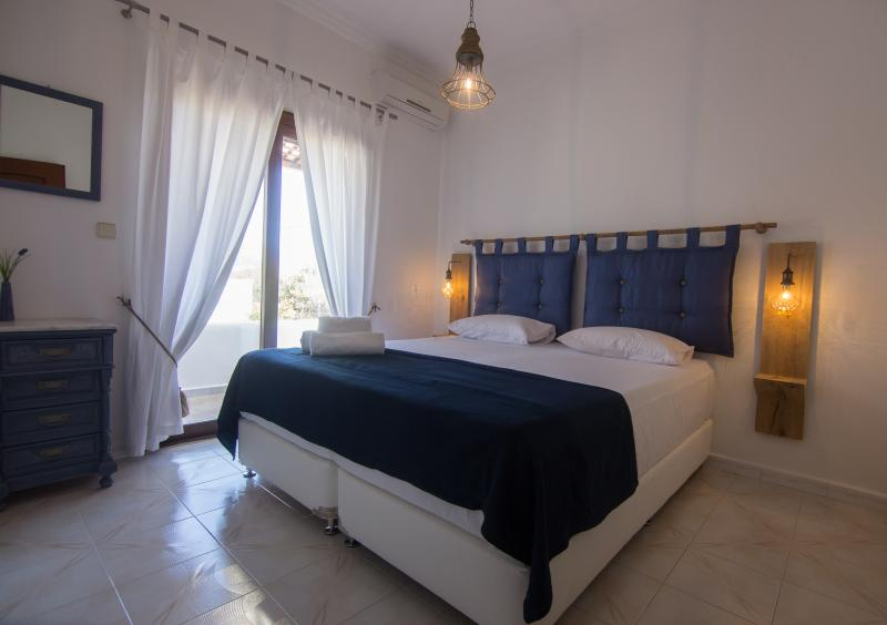 Alessia Beach House in Stavros, alquiler vacacional en Stavros