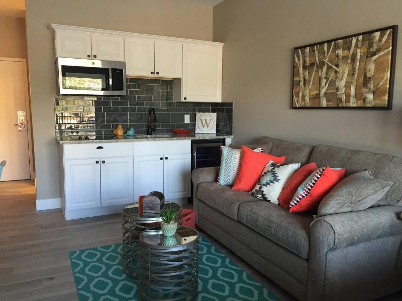 Newly Remodeled Studio Apartment Chalet in Park City
